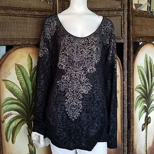 Maurices burn out top